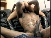 25 cm de rola enterrados na buceta