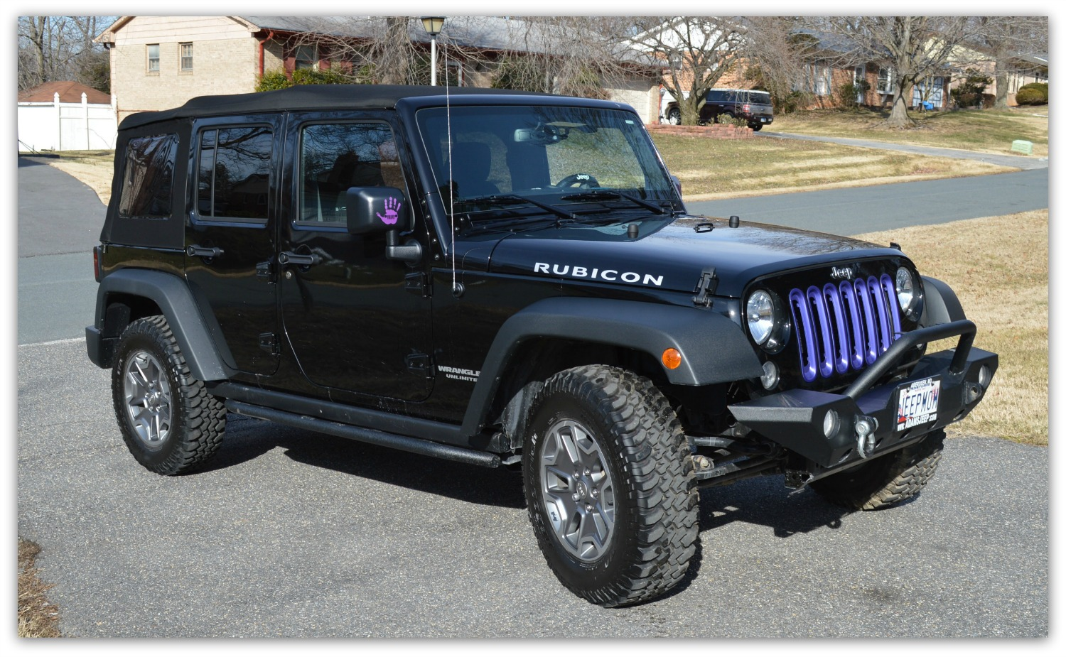 Types Of Jeeps >> Jeep Momma - Blog: Jeeps Are Not Meant to Be Dirty!