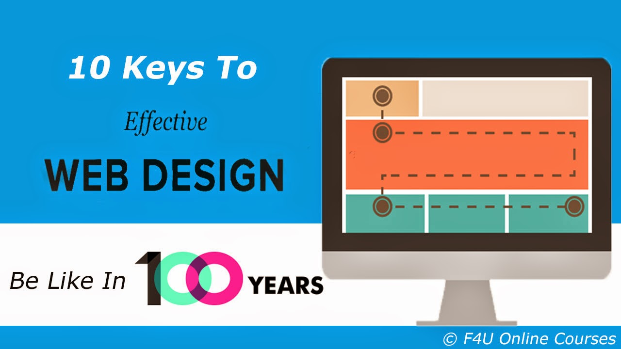10 Keys To Effective Web Design Be Like In 100 Years
