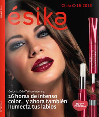 catalogo virtual esika C-15 2013
