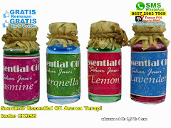 Souvenir Essential Oil Aroma Terapi