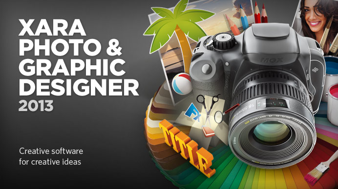 Xara Photo & Graphic Designer 10.1.1.34966 Final Full ...