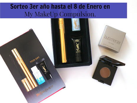 "Sorteo ""My Make Up Compulsion"""