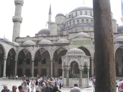 ��� ����� ���� ���� ������� �������� �� ����� ��� ������ Istanbul_Blaue_Mosch