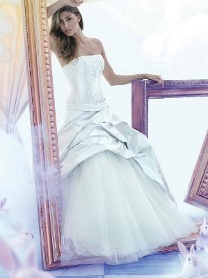 di chi era l abito da sposa di belen