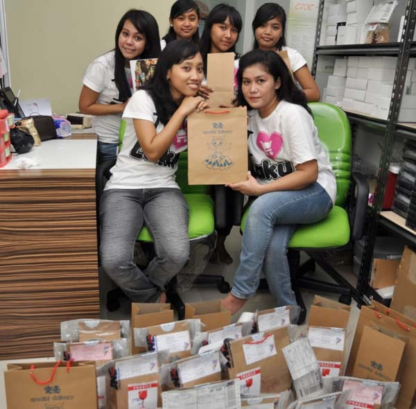 Team Inventory and Order Fulfillment Laku.com