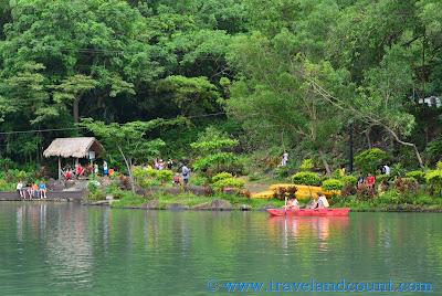 Mambukal Boating Trip