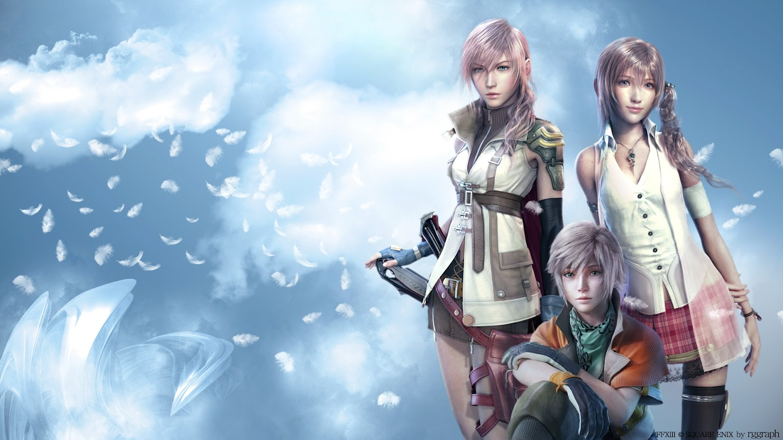 final fantasy xiii wallpaper page 4