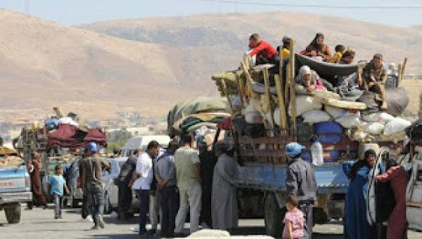 Συρία: Εκατοντάδες οικογένειες επιστρέφουν στα σπίτια τους στη Δαμασκό - Οι αντάρτες παρέδωσαν τα όπλα!