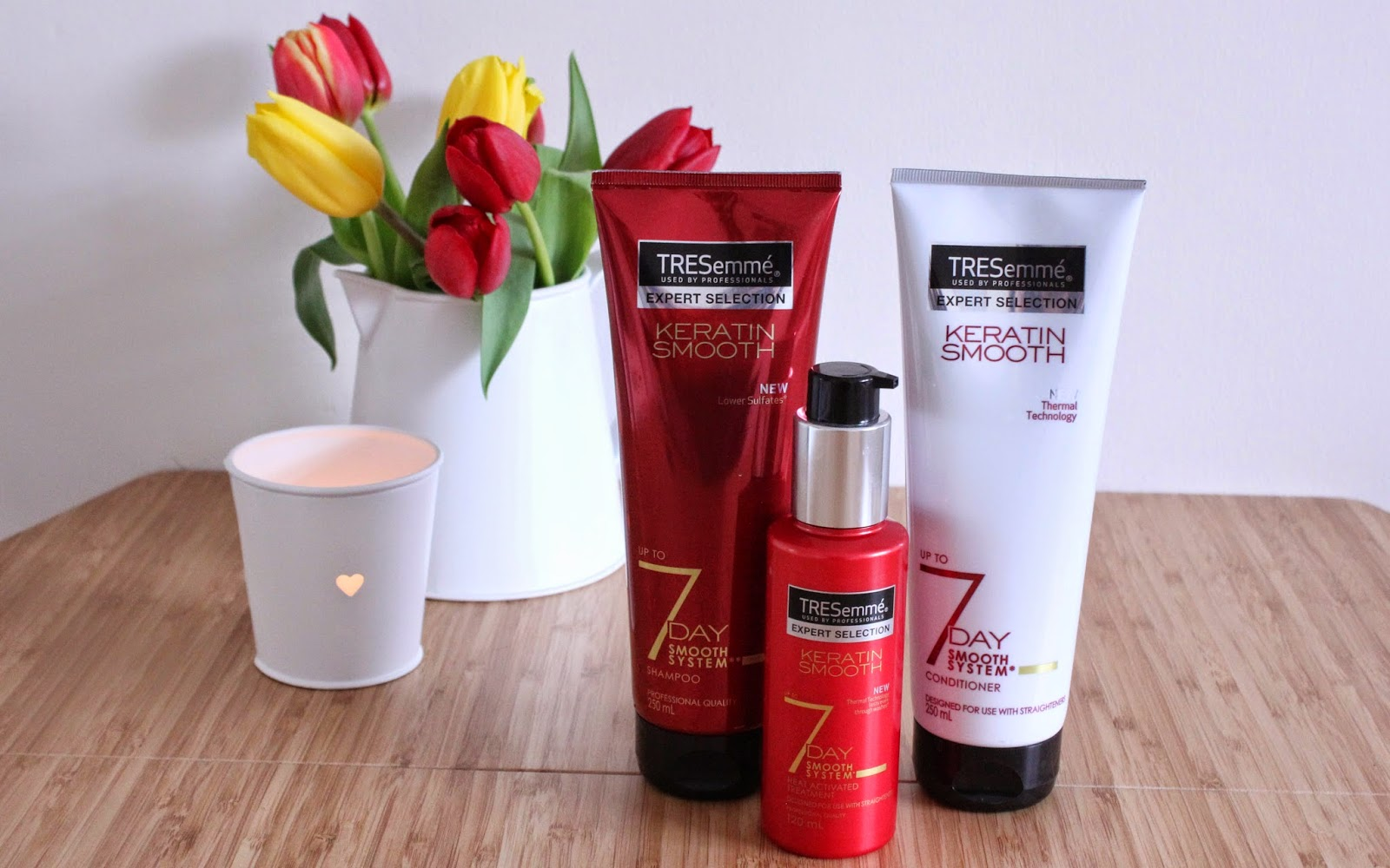 Tresemme Keratin Smooth Collection Review