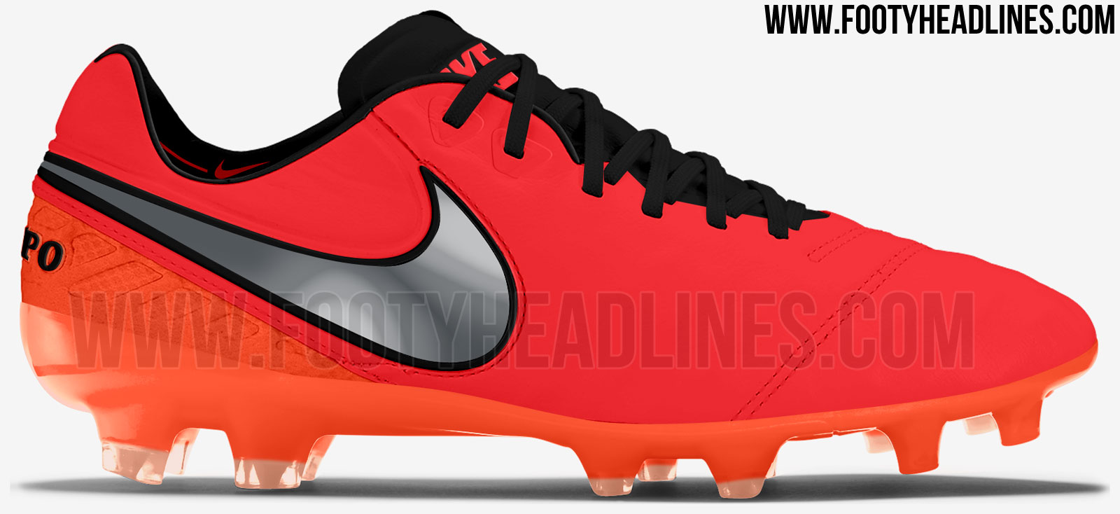 red nike tiempo legend 6 2016 boots leaked footy headlines. Black Bedroom Furniture Sets. Home Design Ideas