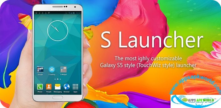 S Launcher Prime (Galaxy S5 Launcher) Apk Full