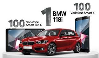 Vodafone bmw kampanyası
