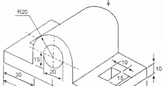 US7643552 further Watch together with Engineering Drawing Orthographic Projection Ex les Pdf in addition 593 Autocad Exercises For Beginners Autocad Exercises Download Autocad Assignments Autocad Exercise Workbook additionally Machine Drawing 28240684. on multiview orthographic projection