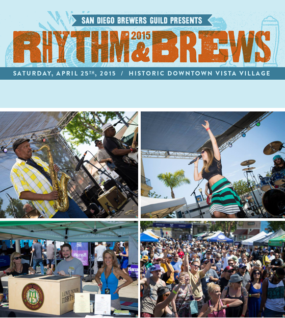 Win 2 Tickets to Rhythm & Brews