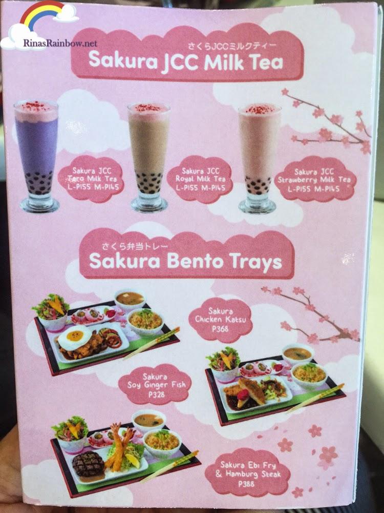 Tokyo Bubble Tea Sakura Special
