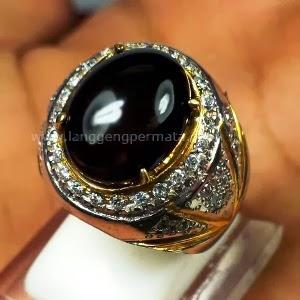 khasiat batu black opal asli banten