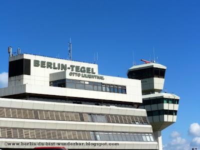 Flughafen Tegel, berlin, flug turm