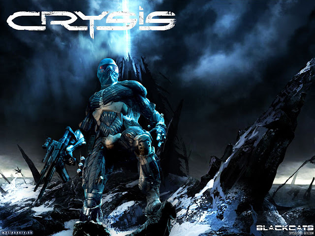 crysis crytek frankfurt first person shooter