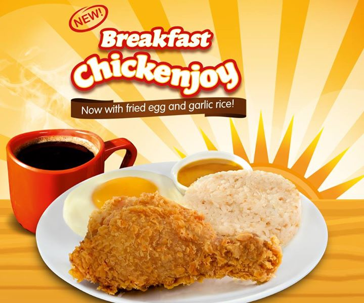 Meal Delivery New Jollibee Breakfast Meal Delivery