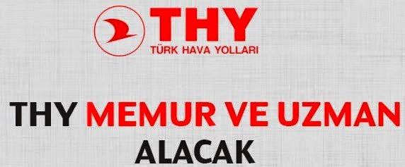 türk hava yolları memur alımı