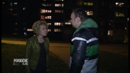 Supruga priča mužu o komšiji sa kojim izlazi u gradu gde radi
