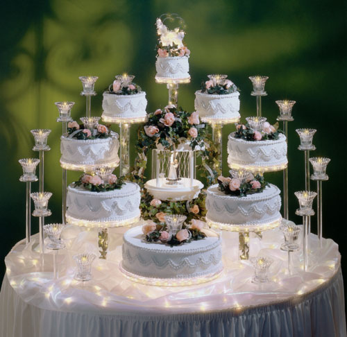 Cake Design Bakery : Wedding Cake For You
