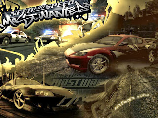 Need for Speed Most Wanted - OM KRIS