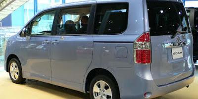 Toyota Akan Ubah Nama Noah