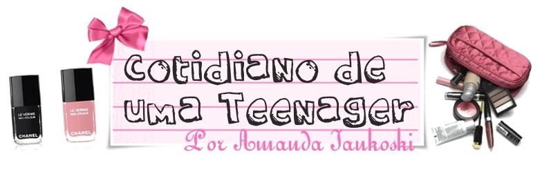 cotidiano de uma teenager