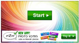 cara edit foto online pizap