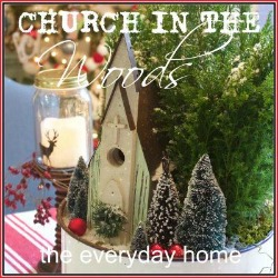 The Everyday Home-A Merry little Christmas- From My Front Porch To Yours