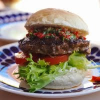 Chimichurriburgerit