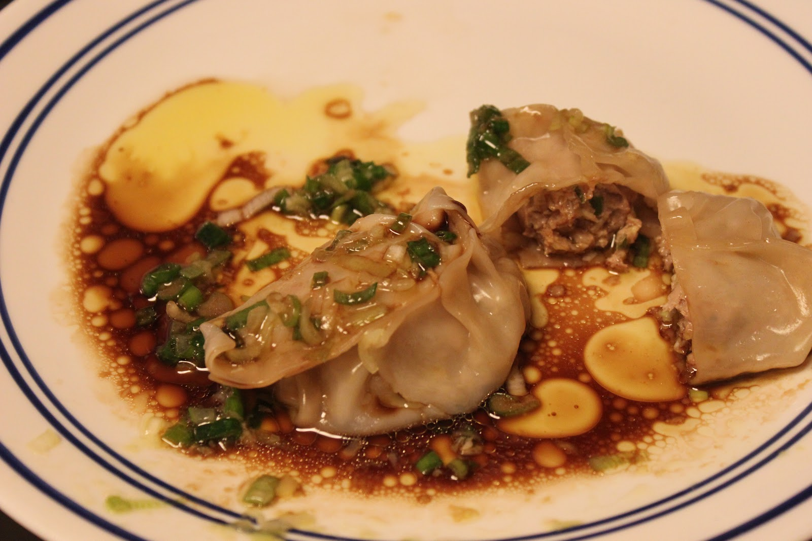 Megsiemay Makes: Steamed Pork Dumplings