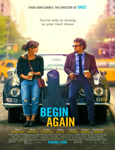 La canción de tu vida (Begin Again) (2014) online