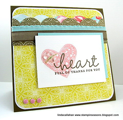 Stampin Seasons A Heart Full Of Thanks Fms19