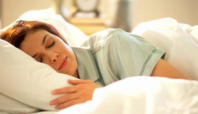 Dampak Ketika Tidur Malam Menyalakan Lampu