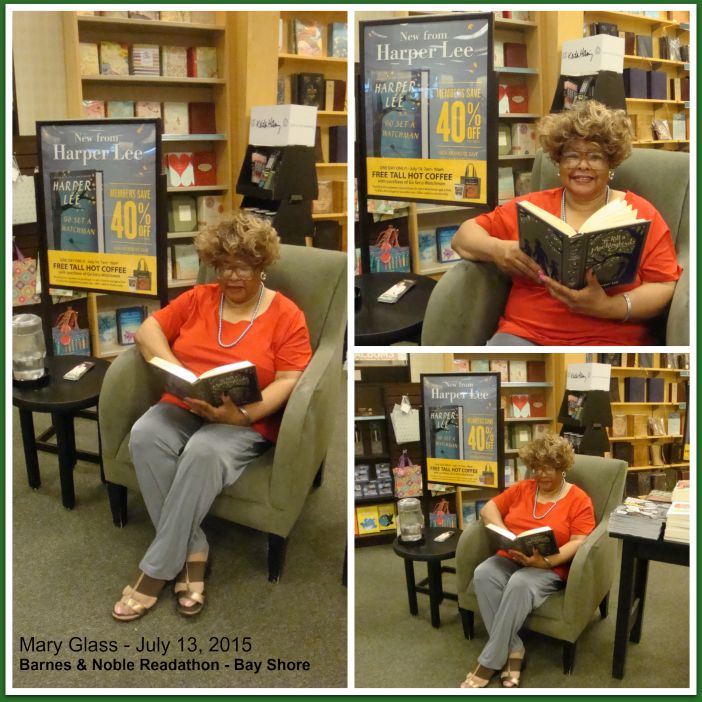 BARNES & NOBLE READ-A-THON
