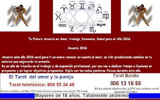 Horoscopo para Acuario 2016