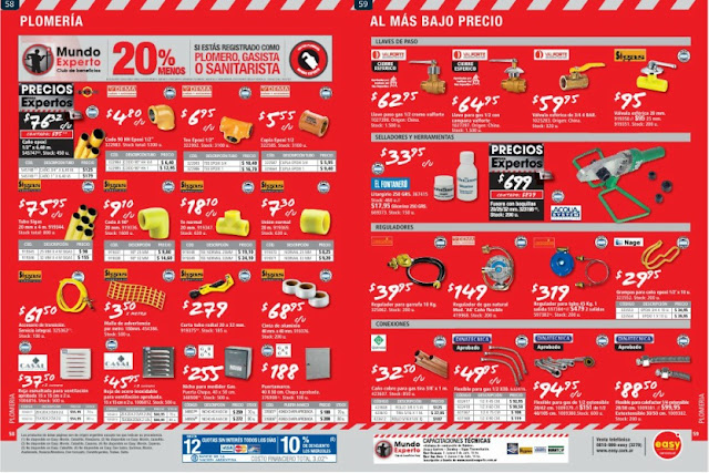 Catalogos online catalogo easy octubre 2012 for Easy argentina catalogo