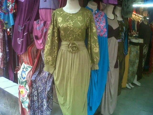 Grosir Baju Muslim Murah Jatinegara