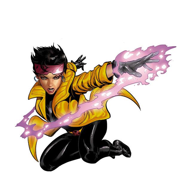 Jubilee - Marvel Comics