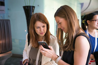 Anastasia Karlovich et Tatiana Kosintseva - Photo © Maria Emeljanova
