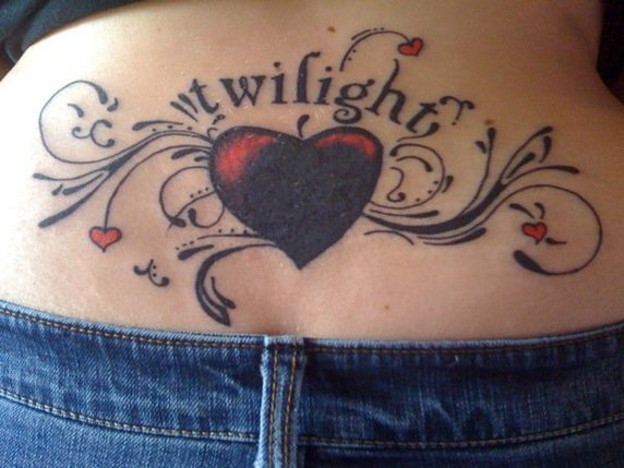 35 Cool Twilight Tattoos Design For Women