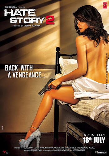 Hate Story 2 (2014) Movie Poster No. 3