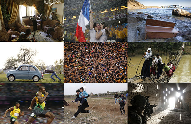 Reuter's 2012 Photos of the Year