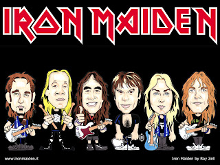iron maiden picture