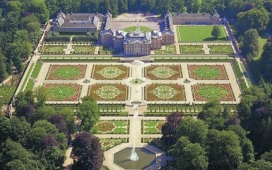 El rincon de un jardin jard n holandes barroco for Jardines barrocos