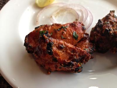 Murgh Tikka at Punjab Grill, Pune