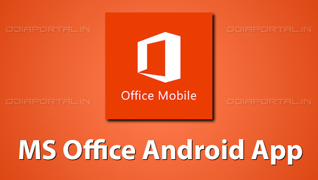 ms office free download for android mobile